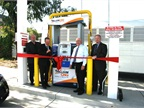 Calif. County Opens Public-Access CNG Station