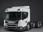 Scania Rolls Out Future-Oriented Urban Hauler