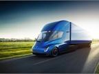 PepsiCo Orders 100 Tesla Semis