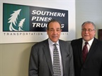 Southern Pines and Byers Trucking Combine Operations