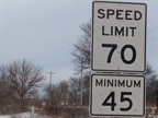 Truck/Car Speed Limit Differential to Drop in Some Parts of Illinois