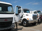 Peterbilt Showcases Medium-Duty Products at Fleet Event