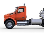 Kenworth Adds Set-Forward Option for T880