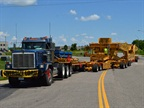 Anderson Trucking Service Adds Dual Lane Trailer