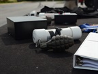 TSA Demonstrates Vehicle Explosives Detection