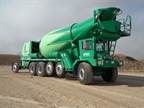 Terex Recalls Concrete Mixer Trucks for Steering