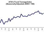 May Truck Tonnage Increases But Remains Weak