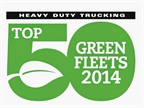 HDT Announces Top 50 Green Fleets of 2014