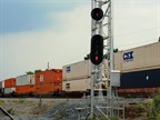 Intermodal Volume Unexpectedly Weak in July