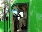 New Award Recognizes Top Rookie Military Veteran Drivers