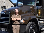 UPS to Retrofit Class 8 Trucks with Collision-Mitigation Technology