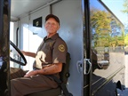 UPS Driver Goes 55 Years Without Accident