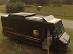 UPS Tests Drone Launched From Atop Package Car