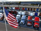Used Truck Sales Fall but Are Trending Upward Overall