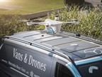 Mercedes-Benz Considers Drone Test Program a Success