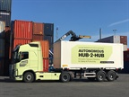 Volvo Demonstrates Autonomous Truck Technology