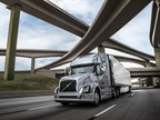 Volvo's Enhanced 2016 VN Series Trucks Tout Increased Fuel Efficiency