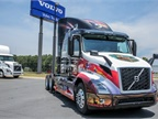 Volvo Truck Honors Military Heroes