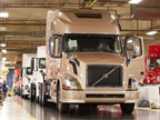 Volvo Trucks Plant Using Carbon-Neutral Electricity