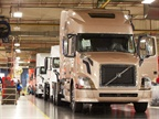 Volvo Trucks to Lay Off 300 More Workers at Virginia Plant