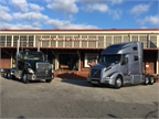 Volvo Donates Trucks to Museum