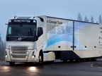 Volvo's Euro Efficiency Concept Truck Now Boasts Hybrid Power