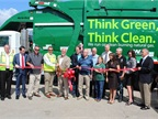 Waste Management Opens CNG Facility in Louisiana