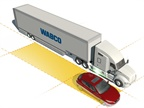 Wabco Offers Blind-Spot Detection System