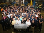 Meritor Gives $50,000 to Help Wounded Veterans