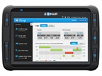 Knight Chooses Zonar Tablet for Telematics Platform