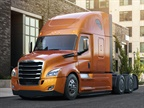 Freightliner Unveils 60-inch Raised Roof Cascadia