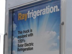 Solar-Powered Reefer Successfully Tested in California