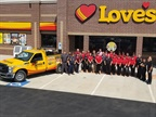 Love's Opens North Carolina and Texas Locations