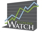 Economic Watch: New Home Sales Hit 10-Year High, Manufacturing Eases a Bit