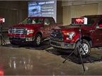 Aluminum Parts Save 707 Pounds in F-150 Weigh-In