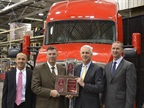 Kenworth Celebrates Millionth Truck Delivery