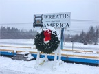 Freightliner Trucks Deliver Wreaths Across America