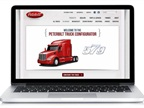 Peterbilt Customers Can Customize Trucks Online