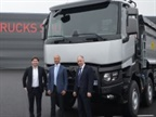 Renault Trucks Signs Agreements with Iranian Vehicle Importer