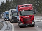 Scania Inks Historic Platooning Agreement