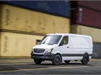 Sprinter Vans Recalled for Air Bag Control Unit