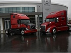 Volvo Trucks Transitions to Full Production of VNL 760
