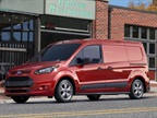 Ford Recalls Transit Connect for Seat Belts