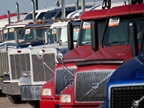 Fleets Bear the Pain in Glut Market for Used Trucks