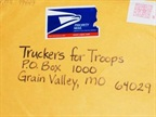 Truckers for Troops Raises Over $50,000