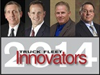 Heavy Duty Trucking Names 2014 Truck Fleet Innovators