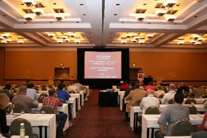 The 2009 Specialized Transportation Symposium was held at the Hyatt Regency Albuquerque.