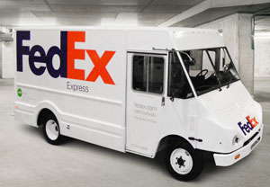 Electric vehicles are just one part of FedEx sustainability efforts.