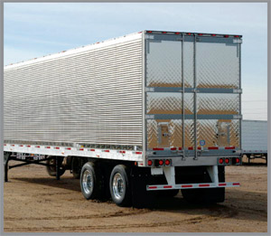 Trailer orders are on the rise, while production rates are only slightly increasing.