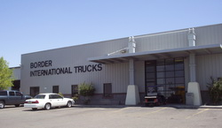 Great Dane's newest distributor, Border International, of El Paso, Texas